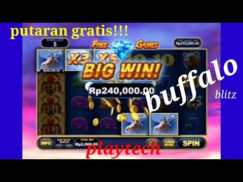 #slot-#slotonline-#buffaloblitz-putaran-gratis!!!-buffalo-blitz