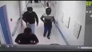 FLAGRANTE DE EXECUÇÃO DENTRO DO HOSPITAL DE PARAUAPEBAS-PA - 20/03/2017