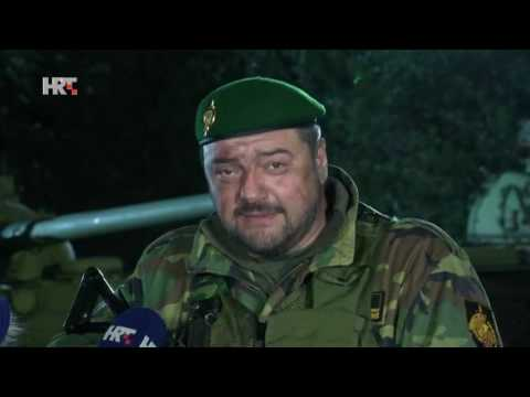 Odlična atmosfera na snimanju filma 'General' u Livnu