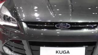 Ford Kuga - Automech Egypt 2016