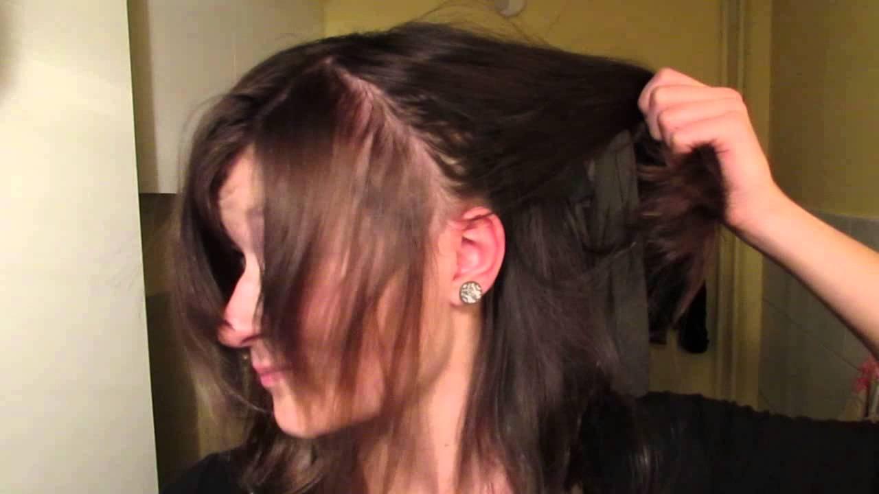 """Haartutorial 3 Schöne """"Haare Aus Dem Gesicht"""" Frisuren ❤ YouTube"""