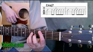 Adam Sandler Thanksgiving Song Guitar Lesson