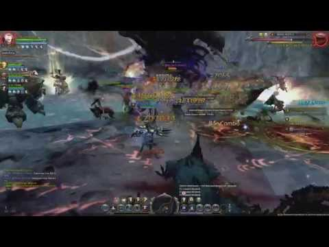 [Dragon Nest Korea] Level 80 Cap Majesty Gameplay: Daily Party Stage