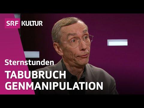 Tatort Genom: Svante Pääbo und Effy Vayena über Genmanipulation | SRF Sternstunde Philosophie