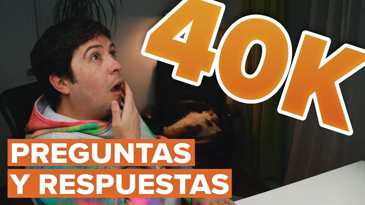 Especial 40K – Pregungas y Respuestas