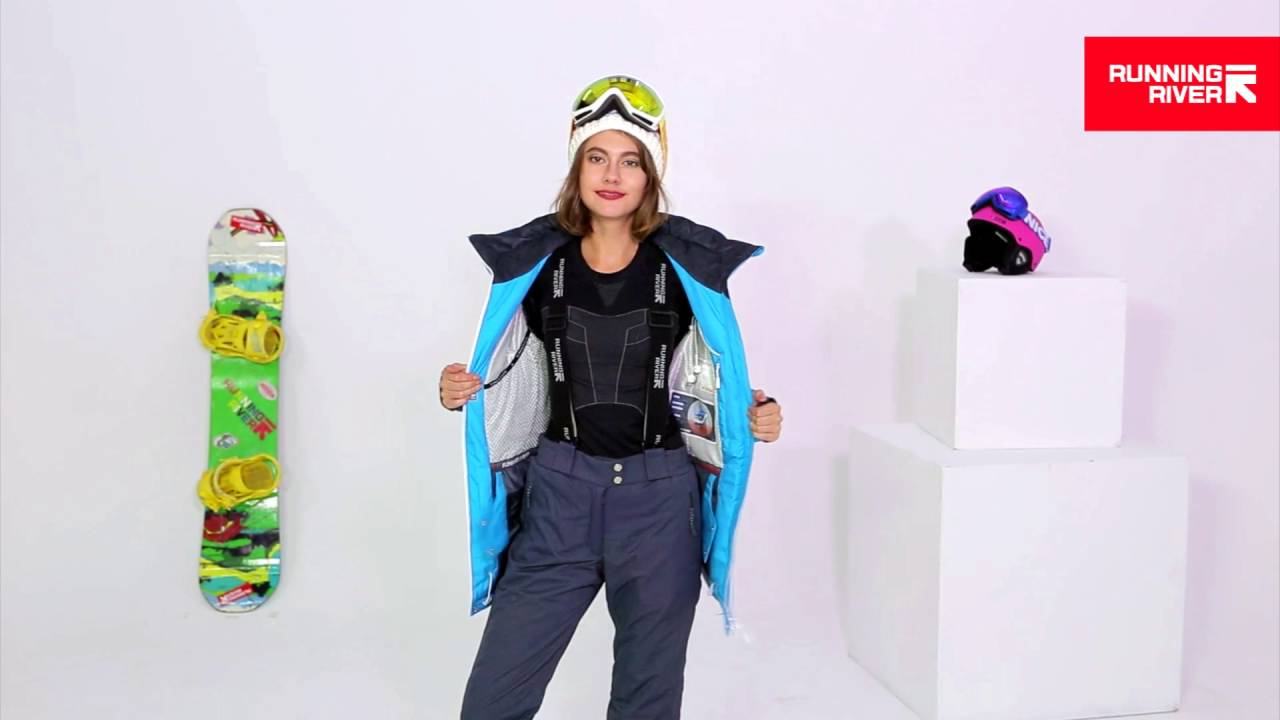 7f3be6c8b RUNNING RIVER Women Snowboard Jackets A5010 - YouTube