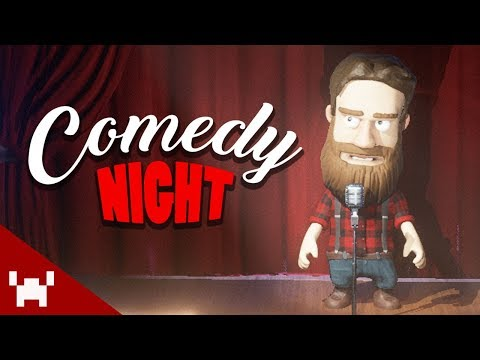 HERE GOES NOTHING   Comedy Night (Online Stand Up Comedy Game)