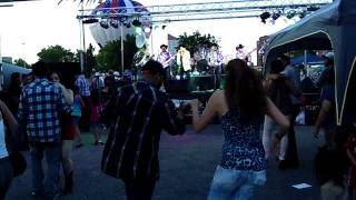 EL PALOMITO Y SU TUBA NORTENA, WICHITA KS - RIVERFEST JUN 2012 EL SINALOENSE
