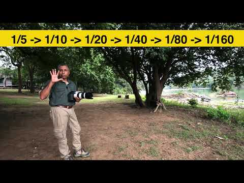 Photography Tips - Shooting in low light Situation