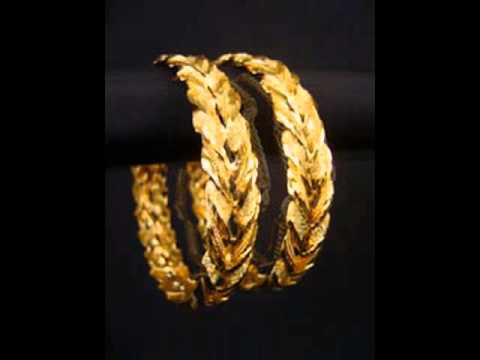 Indian Costume Jewellery--Gold Plated Bangles--at wholesale Price
