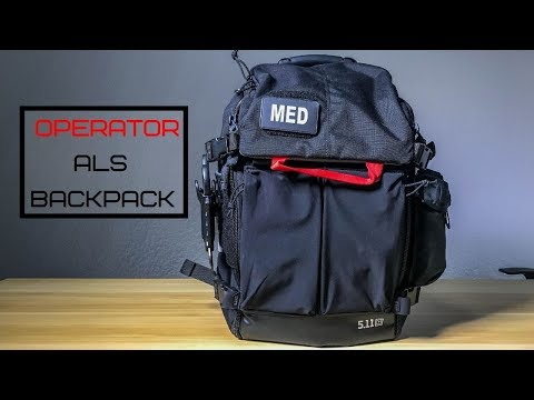 5.11 Operator ALS Backpack Review