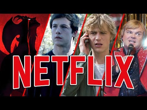NETFLIX  New Releases January 2018