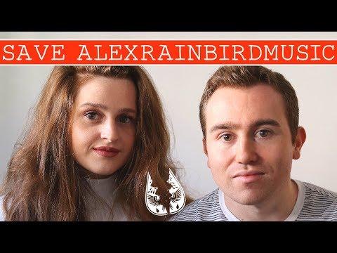 Please Save alexrainbird UPDATE: WE&39;VE BEEN SAVED