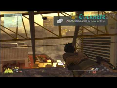 3 Highrise Hiding Spots Modern Warfare 2 (Call of Duty MW2)