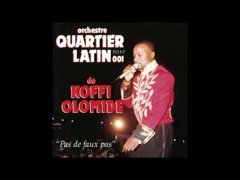 (Intégralité) Koffi Olomidé & Quartier Latin International - Pas de Faux Pas 1992 HQ
