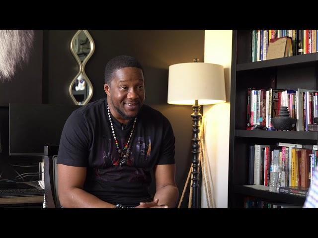 Derrick Boseman on his brother Chadwick\'s faith and spirituality