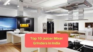 Top 10 Mixers - Top 10 Juicer Mixer Grinders In India 2017 | Reviews, Rating-ReviewsEra.com