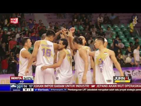 Risma Bikin Video Dukungan untuk Klub Basket CLS Knights