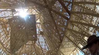 Burning Man 2012 Inside the Temple