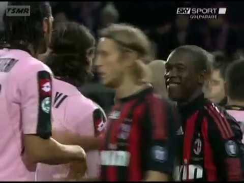 Palermo 3-1 Milan - Campionato 2008/09