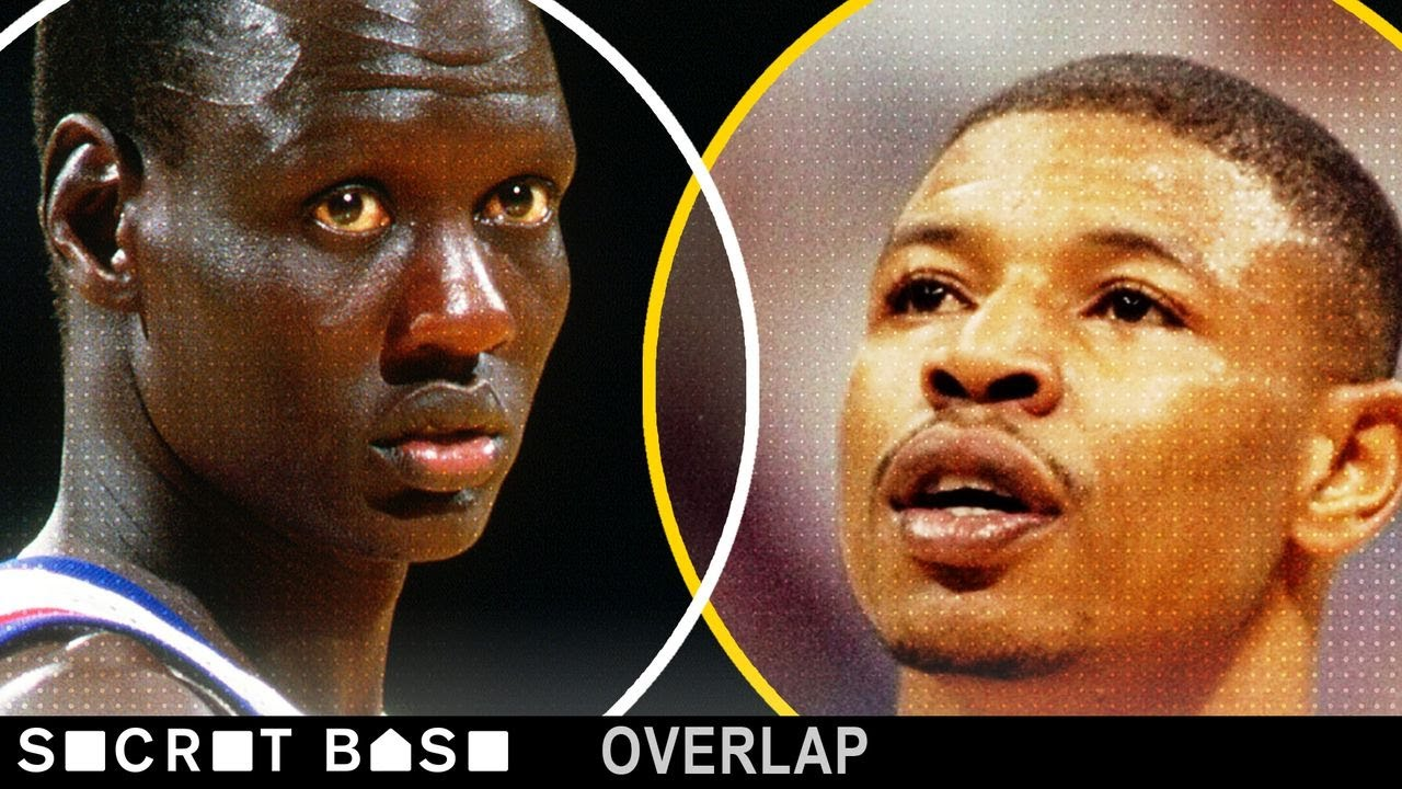 "Manute ∩ Muggsy: The NBA's tallest and shortest were once teammates battling a ""sideshow"" label"