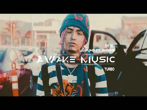 Lil Pump ft. 6IX9INE - Turbo (Official Audio) 4K