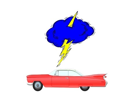 What Happens if Your Car Gets Hit by Lightning