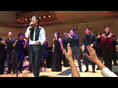 Open Fire Encore -- Wang LeeHome Concert at BSO