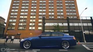 2013 BMW M5 | D2Forged 21x11.5 CV8's