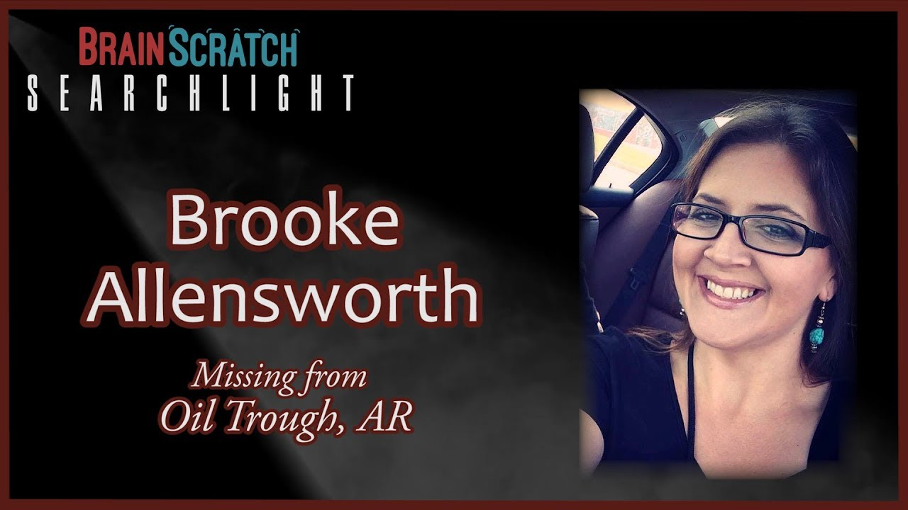 Brooke Allensworth on Brainscratch Searchlight