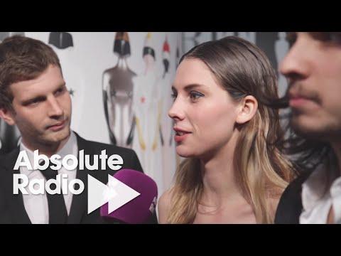 Wolf Alice Interview | BRITs 2016