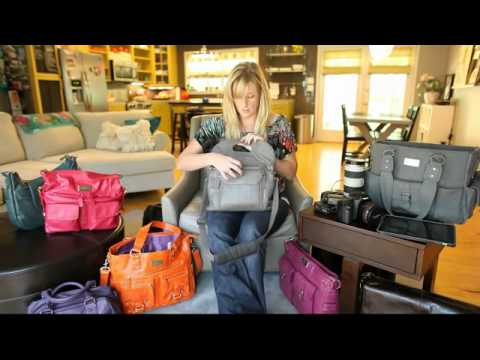 6255bc9176a7 Kelly Moore - Posey 2 Camera Bag - YouTube