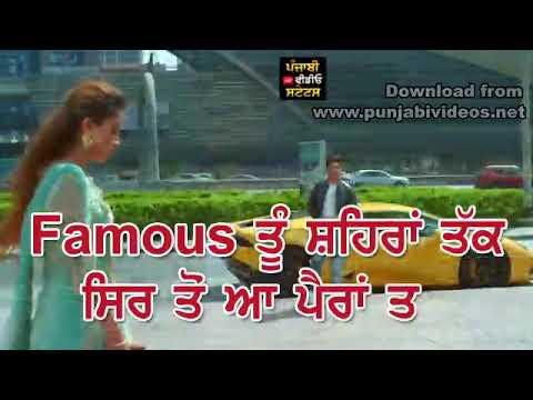 Puri Att By Goldboy New Punjabi Song WhatsApp Status Video By SS Aman