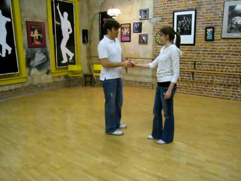 how to dance the charleston for beginners