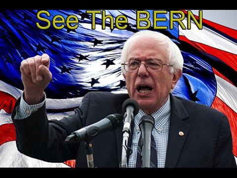 Bernie Sanders For President 2016 Atlanta, GA DB mp4