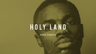 [SOLD] Vince Staples Type Beat 2015 - Holy Land | Prod. By @BrioBeats
