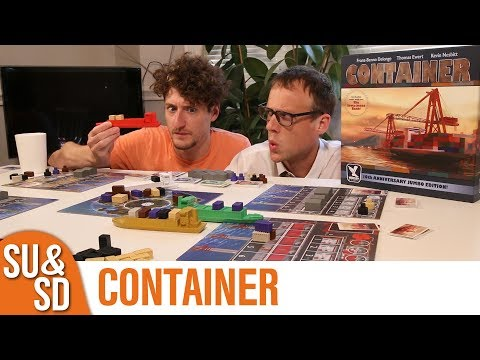 Container  Shut Up & Sit Down Review