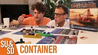 Container - Shut Up & Sit Down Review