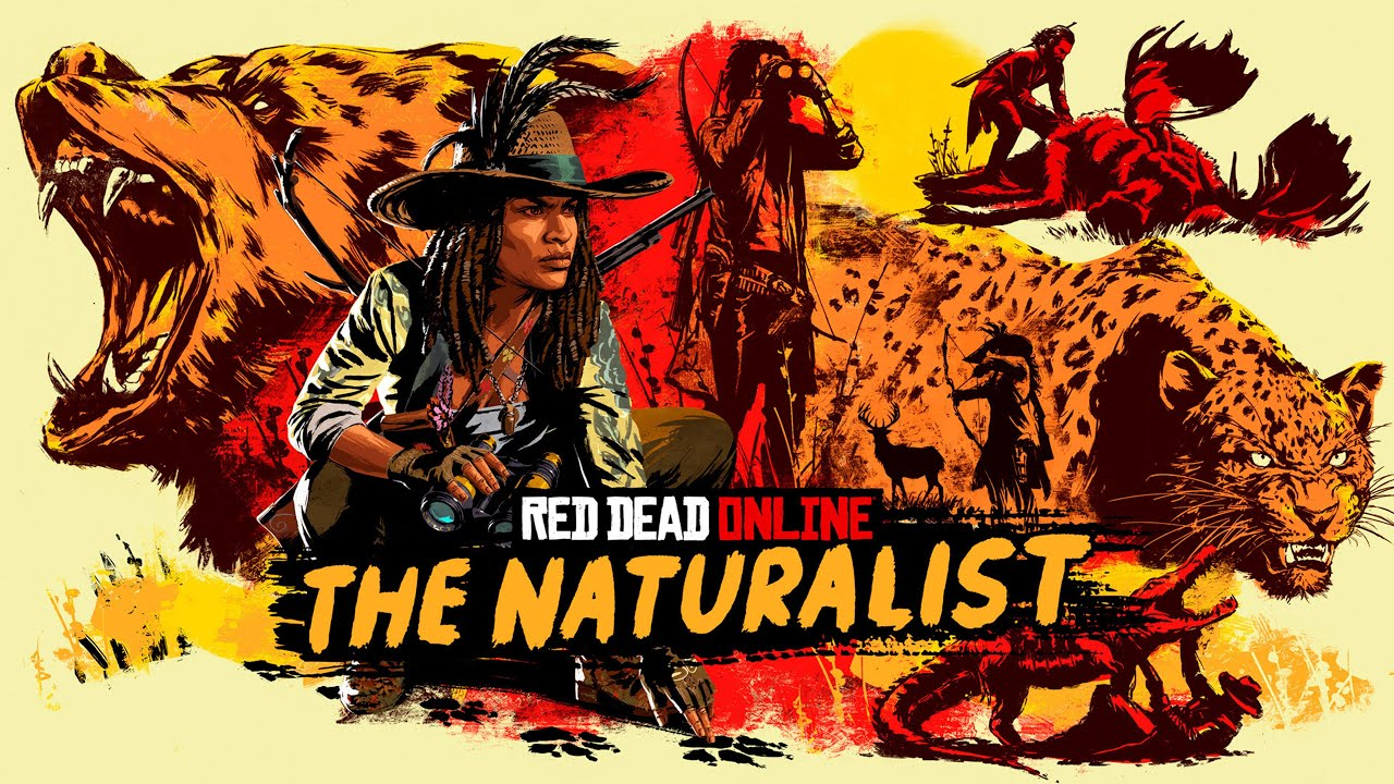 Red Dead Online's Frontier Pursuit called the Naturalist