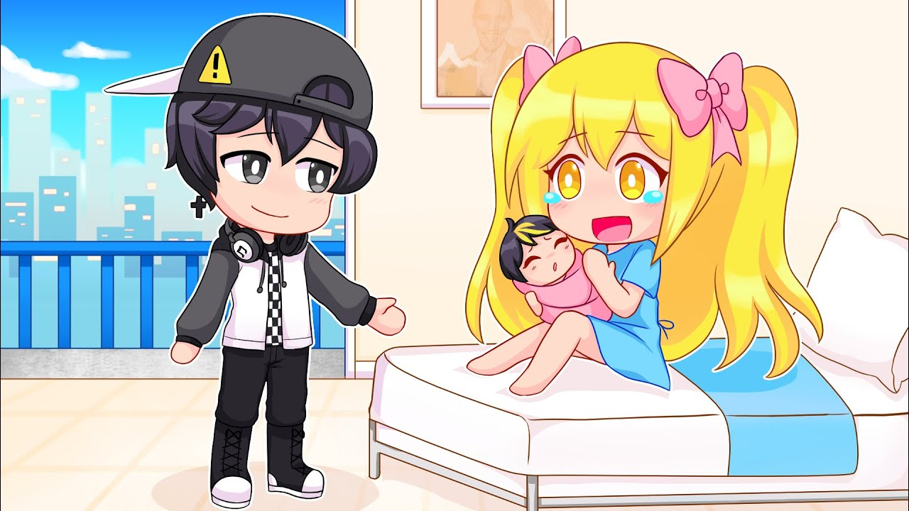 Download If Alex And Levi Had A BABY in Gacha Life...
