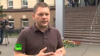 Журналист: Украинские власти не признают, что в стране идет гражданская война