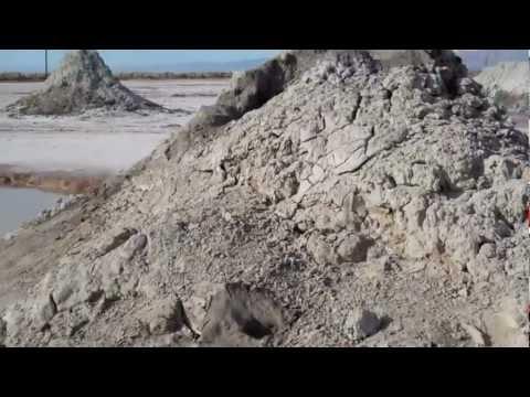 The Mudpots of Calipatria (raw footage)