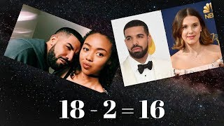 DRAKE & MILLIE BOBBY BROWN & BELLA B. HARRIS