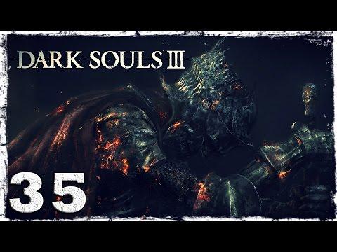 Смотреть прохождение игры Dark Souls 3. #35: Летающая тварь.