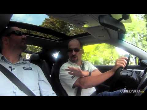Comparatif video VW Scirocco Hyundai Veloster
