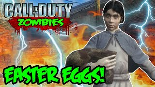 KINO DER TOTEN EASTER EGG HUNT! Call of Duty Black Ops Zombies High Round Gameplay! (COD BO ZOMBIES)