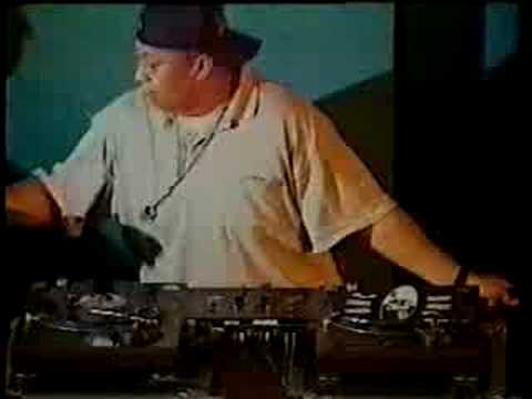 1995/1996 USA DMC Finals : DJ Babu