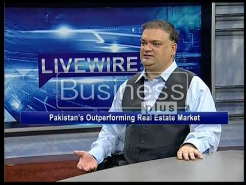 LIVE WIRE | Real Estate Sector | Ayaz Rana | 27, March 2018