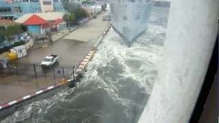 CRUISE SHIP IN ROUGH SEAS! (Day 703 - 6.25.12)