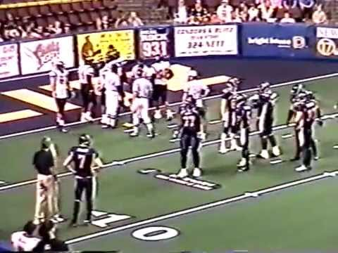 arenafootball2 - Central Valley Coyotes at Bakersfield Blitz - 7/14/2004